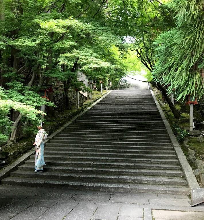 Arashiyama-Stairs, Japan Tours, RediscoverTours.com