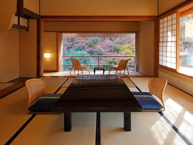 Asaba-Ryokan-Room, Japan Tours, RediscoverTours.com