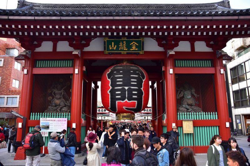 Asakusa-Meiji-Shrine, Japan Tours, RediscoverTours.com