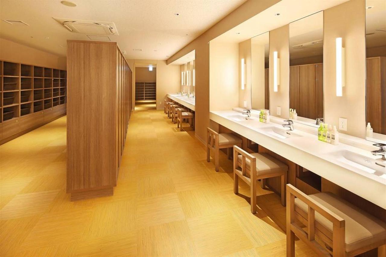 Changing-Room-Ten-yu, Japan Tours, RediscoverTours.com