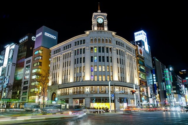 Ginza, Japan Tours, RediscoverTours.com