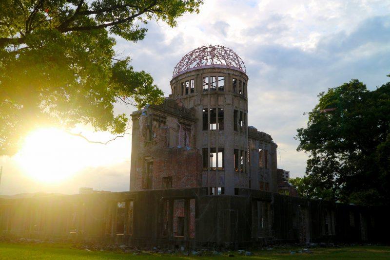 Hiroshima Dome, Japan Tours, RediscoverTours