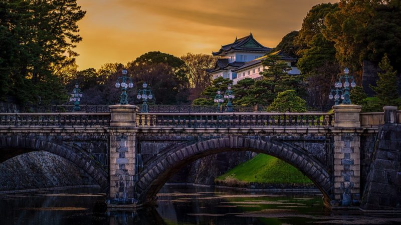 Imperial Palace in Tokyo, RediscoverTours.com