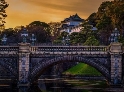 Imperial Palace Tokyo, Rediscover Tours