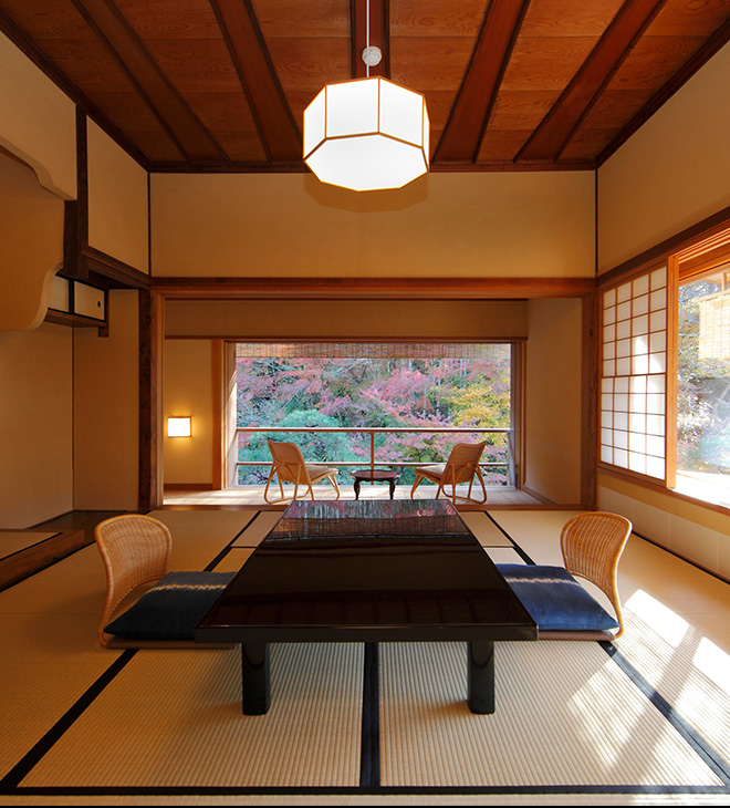Inside-a-House-Ryokan, Japan Tours, RediscoverTours.com