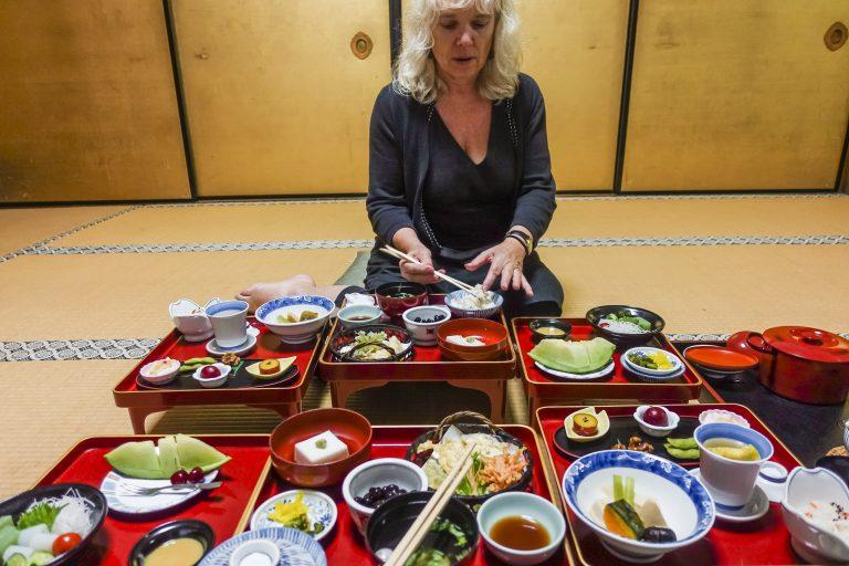 Japanse-Cuisine-Shojin-Ryori, Japan Tours, RediscoverTours.com