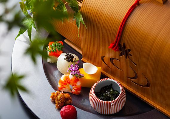 Kaseiki Dinner at a Ryokan, Japan Tours, RediscoverTours.com, Iwaso
