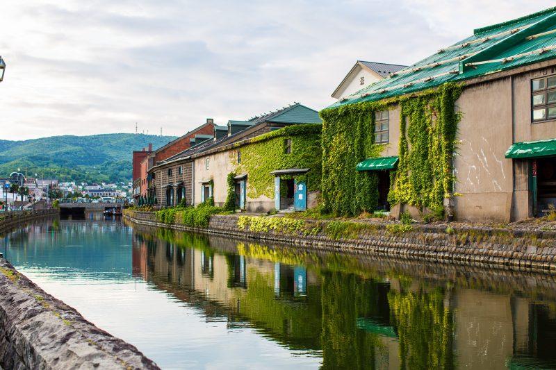 Otaru Canal, Japan Tours, RediscoverTours.com