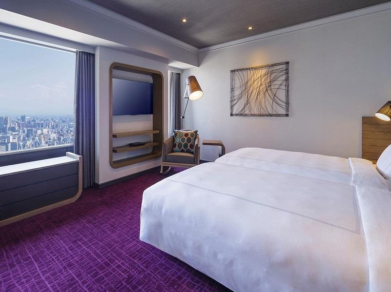 Swiss-Hotel-Osaka, Japan Tours, RediscoverTours.com