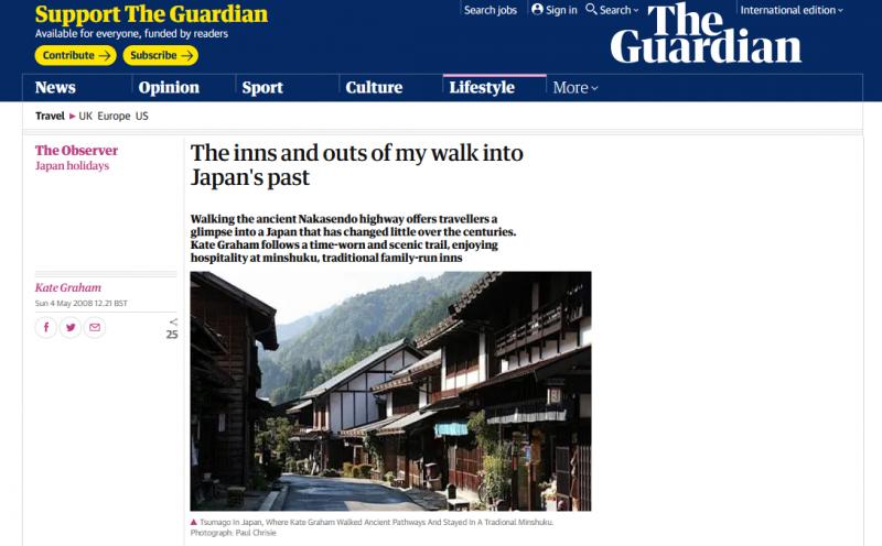 The-Guardian, Japan Tours, RediscoverTours.com