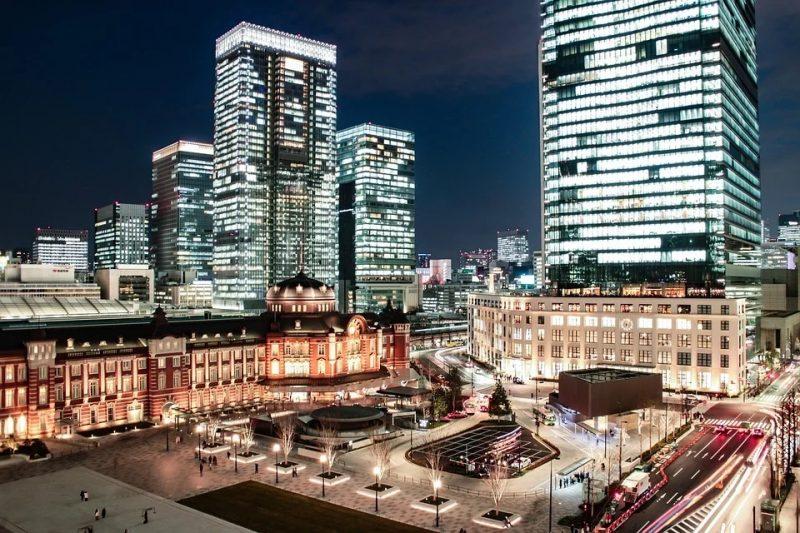 Tokyo Station, Japan Tours, RediscoverTours.com