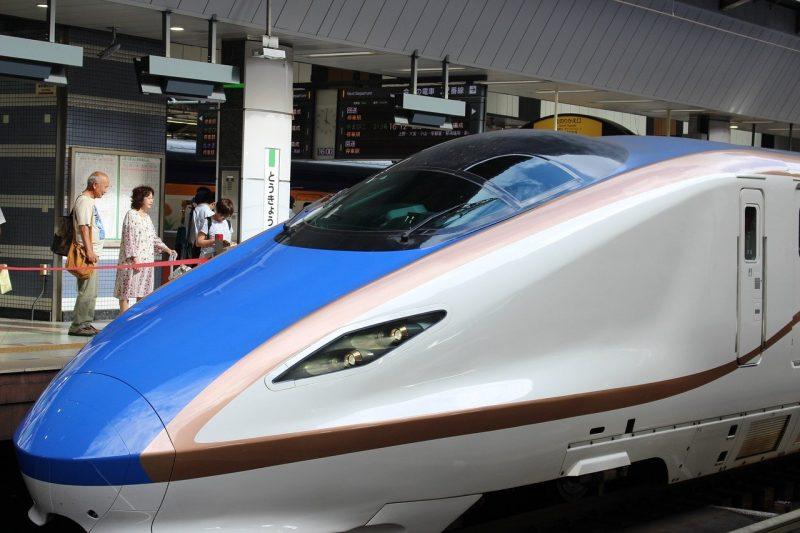 Transportation-in-Japan-Shinkansen, Japan Tours, RediscoverTours.com