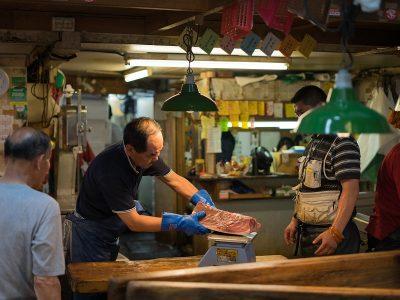 Tsukiji Market, Rediscover Tours