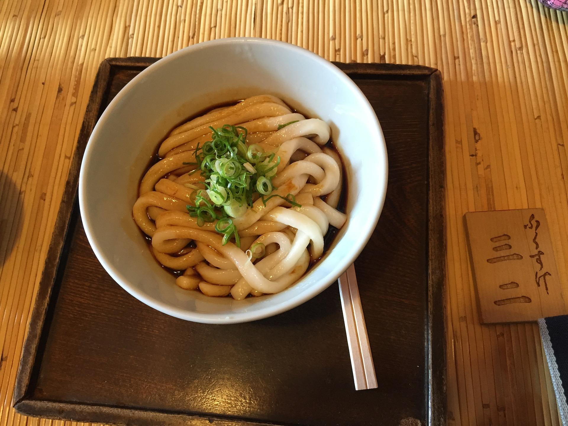 Udon, Japanese Local food - Udon, Ramen, Soba,..., Japan Tours, RediscoverTours.com