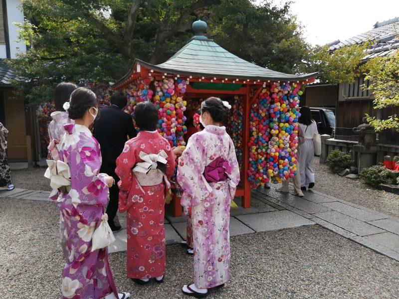 Yukata-Kyoto, Japan Tours, RediscoverTours.com
